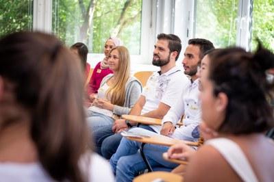 Interkulturelles Seminar am ZfS