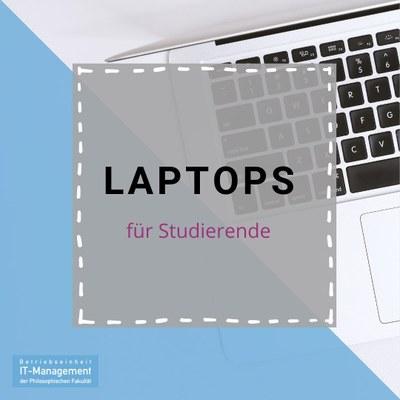 Laptops für Studierende