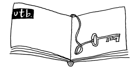 Zeichnung Literatur