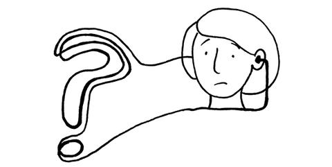 Zeichnung in schwarz-weiß: Wie kann ich meine Wahlpflichtmodule abdecken?
